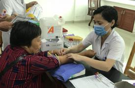 浙江省德清县关注计生特殊家庭健康,提供免费健康体检
