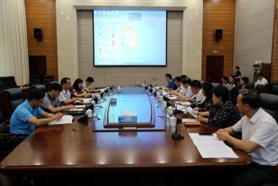 中国威廉希尔登录协常务副会长王培安到石家庄市调研