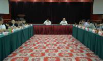 陕西省威廉希尔登录协组织学习中国威廉希尔登录协改革部署推进会会议精神