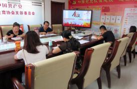 陕西省靖边县计生协深入开展纪律教育学习宣传月活动