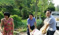 重庆市璧山区威廉希尔登录协开展精准扶贫工作