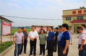 中国计生协副会长勾清明一行赴湖南调研计生协改革工作