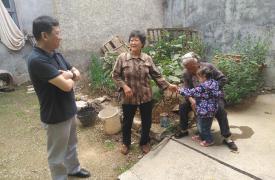 山东省济南市计生协党支部开展联合健康扶贫活动