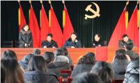 河北省滦州市滦河街道办事处把温暖健康送到千家万户