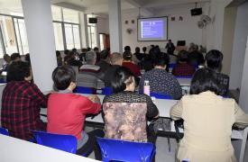 福建省邵武市民聆听家庭健康促进行动公益讲座受益匪浅