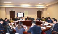 中国威廉希尔登录协工作组赴山东省济南市调研评估青春健康工作