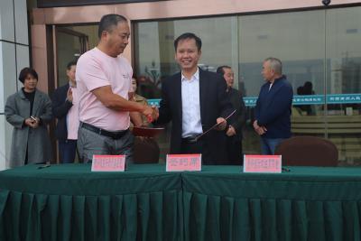 """贵州省威廉希尔登录协与杭州微笑行动慈善医院签订第二期 """"幸福微笑——贵州千名唇腭裂儿童救助行动""""合作协议"""