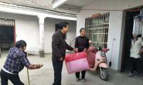 安徽省太和县关集镇计生协走访慰问计生困难家庭助力脱贫攻坚