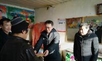 内蒙古自治区威廉希尔登录协在巴林左旗开展走访慰问活动
