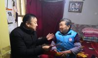 陕西省威廉希尔登录协开展春节威廉希尔登录特殊困难家庭慰问走访活动
