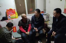 宝鸡市党政领导连续六年春节慰问特殊困难计生家庭