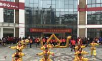 新时代文明实践——宝华镇庆元宵送文化进社区活动