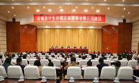 云南省威廉希尔登录协召开五届三次全省理事会李善荣同志当选为常务副会长