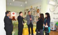 国际计划生育联合会总干事一行参观考察北京市威廉希尔登录协项目点