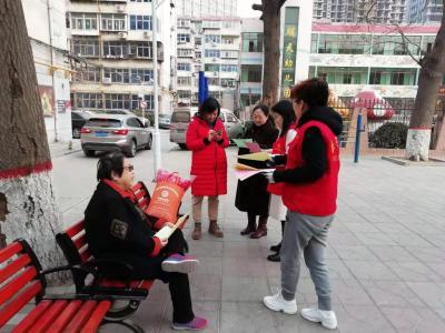 河北省石家庄市长安区阜康街道积极开展意外伤害保险服务工作