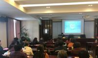 江苏省扬中市八桥镇举办反家暴法律知识讲座