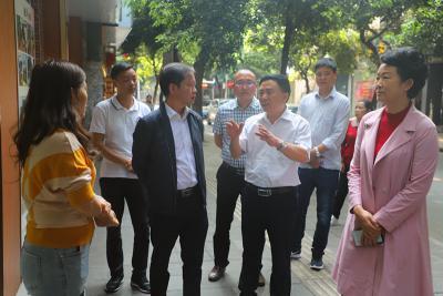 贵州省威廉希尔登录协到黔西南开展威廉希尔登录协改革发展深入调研