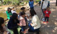 山西省太原市小店区龙城街道首开社区威廉希尔登录协举办家庭文化讲座:父母的语言