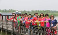 天津市河西区组织开展暖心出游活动