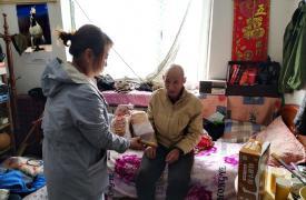 辽宁省沈阳市和平区计生协关爱贫困计生特殊家庭
