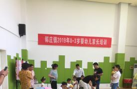 助力幸福家庭建设开展0-3岁婴幼儿家长培训