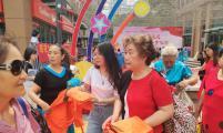 """武汉市威廉希尔登录协与结对共建社区共同开展 """"不忘初心跟党走,牢记使命争先锋"""" 主题教育活动"""