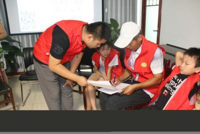 河北省石家庄市裕华区威廉希尔登录协结合青春健康项目推进问计于民
