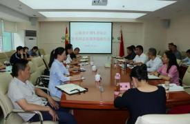 云南省昆明市威廉希尔登录协组织机关干部参加许多同志先进事迹报告会