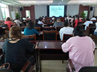 浙江省长兴县威廉希尔登录协迅速组织学习《中国共产党农村工作条例》和三部门文件精神