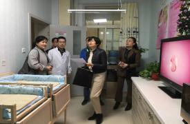 陕西省宝鸡市渭滨区卫健系统在陕西率先建成首批母婴关爱室