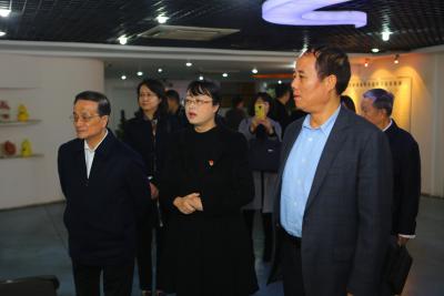 中国威廉希尔登录协党组书记、常务副会长王培安调研重庆市渝中区青春健康工作
