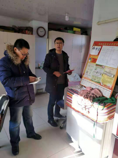 黑龙江省勃利县威廉希尔登录协开展精准扶贫入户帮扶工作