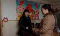 """内蒙古自治区乌海市威廉希尔登录协开展""""走基层  送温暖""""走访慰问活动"""