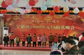 """安徽省宁国市宁墩镇开展""""欢庆元旦""""儿童主题活动"""
