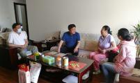 山东省济南市威廉希尔登录协和银座花园社区联合举办庆祝中国威廉希尔登录协成立40周年宣传服务活动
