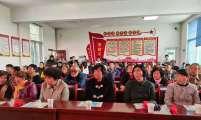 陕西省宝鸡市岐山县开展计生家庭权益维护法律知识宣讲活动