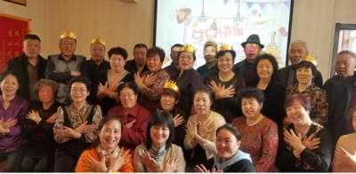"""内蒙古自治区鄂尔多斯市东胜区计生协暖心家园开展""""二月二""""暖心活动"""