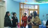 上海市计生协前往宝山区调研优生优育指导服务工作